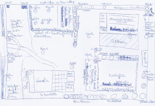 kaninchen im garten vertreiben. Black Bedroom Furniture Sets. Home Design Ideas