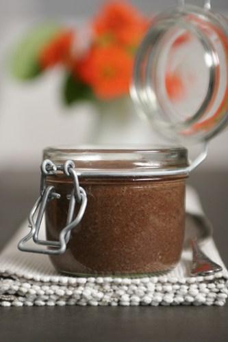 Rezept für selbst gemachte Walnuss-Schokocreme