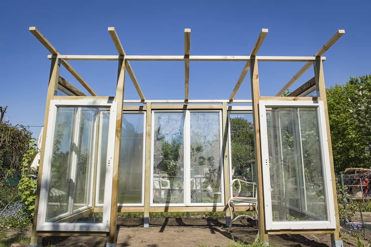 Tomatenhaus Selber Bauen Mit Bauanleitung Zum Einfachen Nachbauen