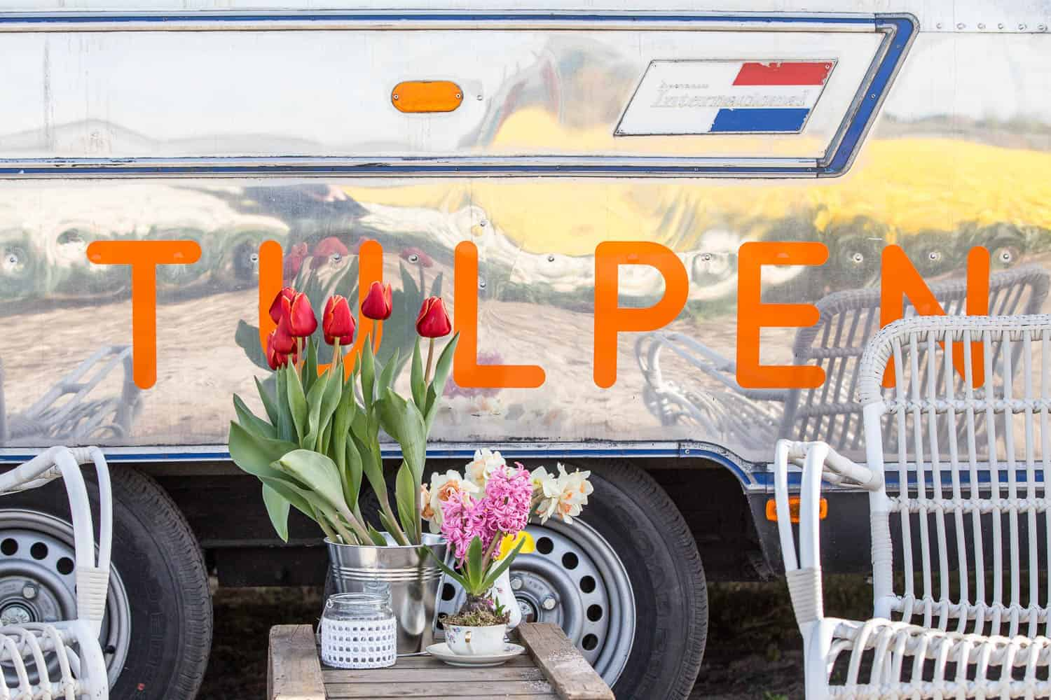 airstream tulpenparadies holland