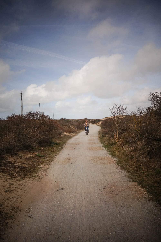fahrrad tulpenparadies holland