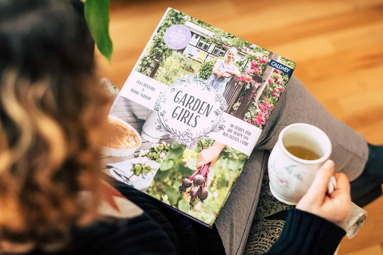 Buchvorstellung Garden Girls Buchcover