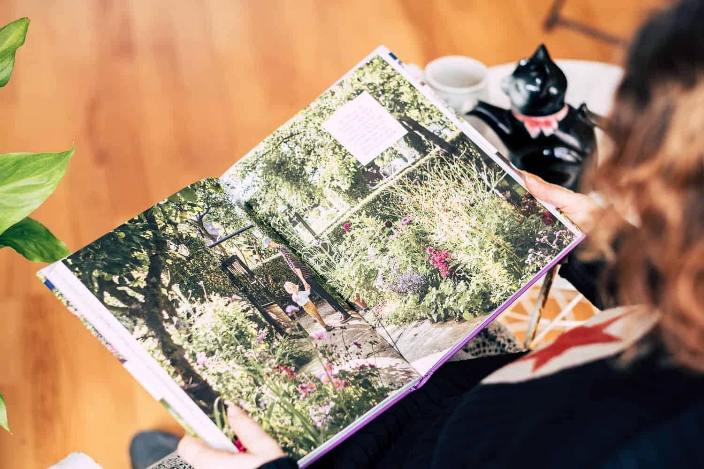Buchvorstellung Garden Girls Bildseite