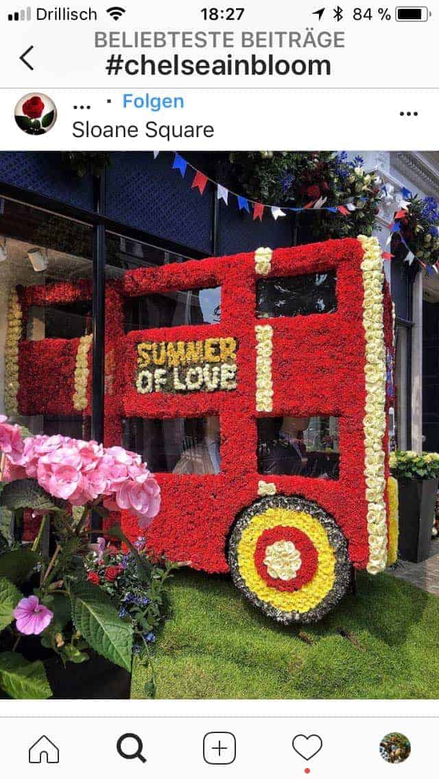 Chelsea Flower Show 2018 Chelsea in Bloom