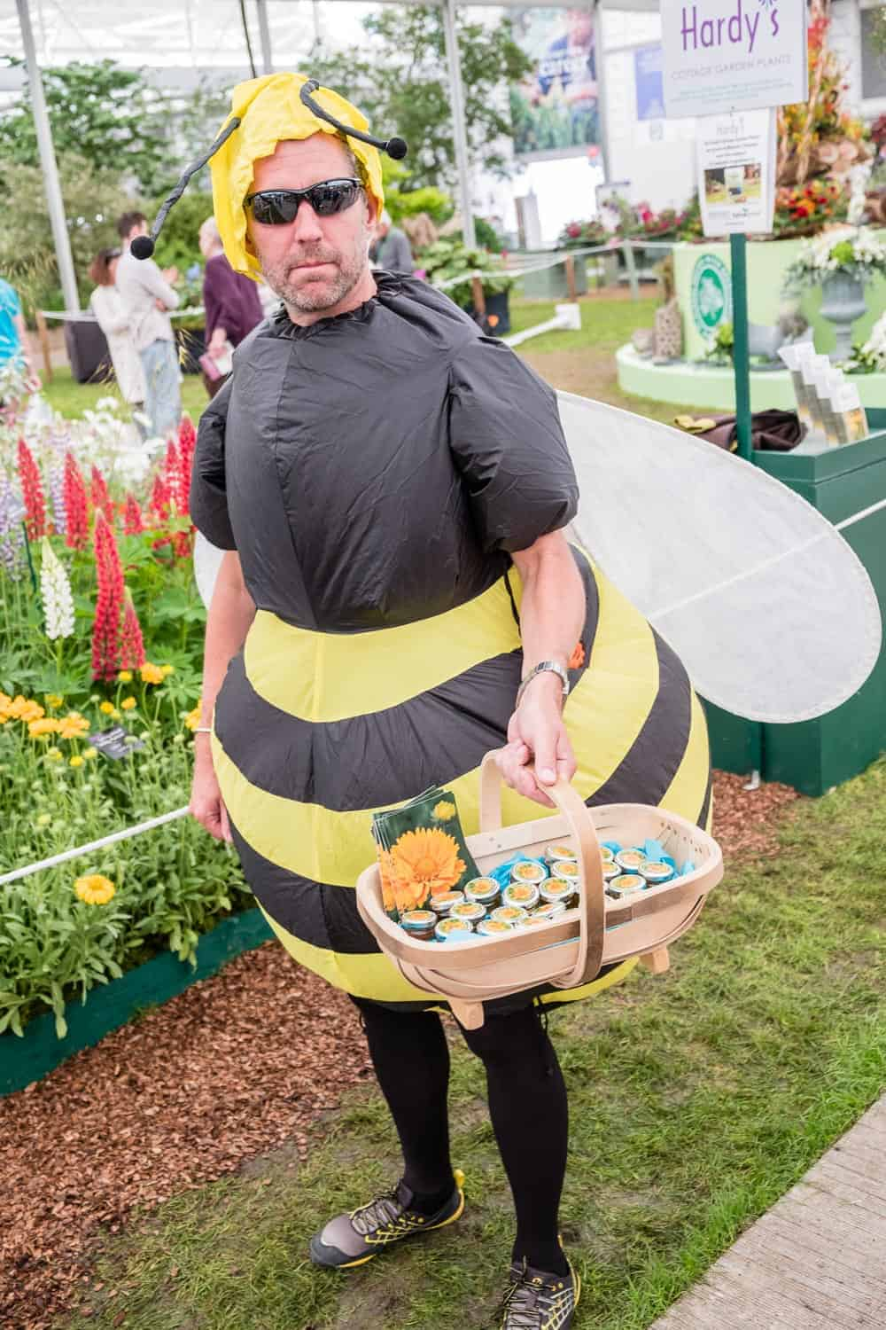 Chelsea Flower Show 2018 Save the bees