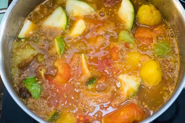 Tomatensugo einkochen und konservieren wie bei Oma in Weck Gläsern im Backofen