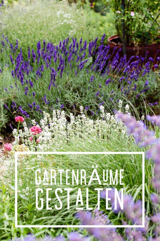 Wie Bekommt Mein Garten Struktur Gartenraume Schaffen
