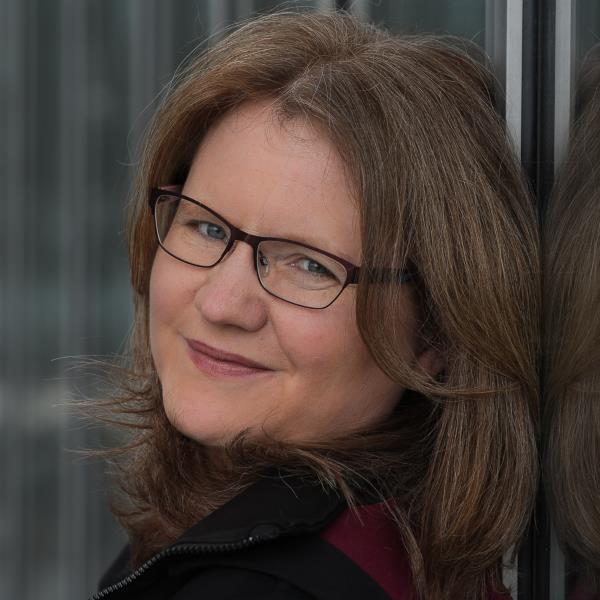 Autorin Katja Flinzner