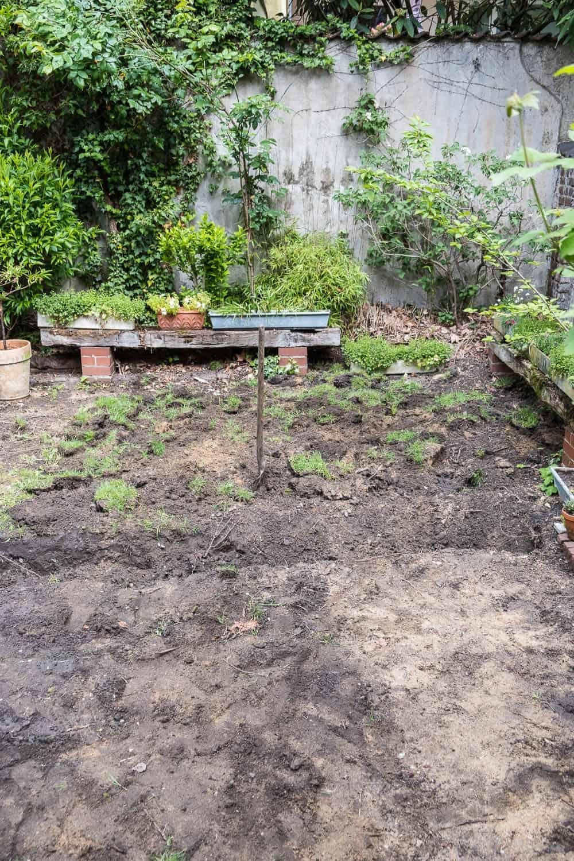 Terrasse im Garten neu gestalten – Teil 2 Bauanleitung