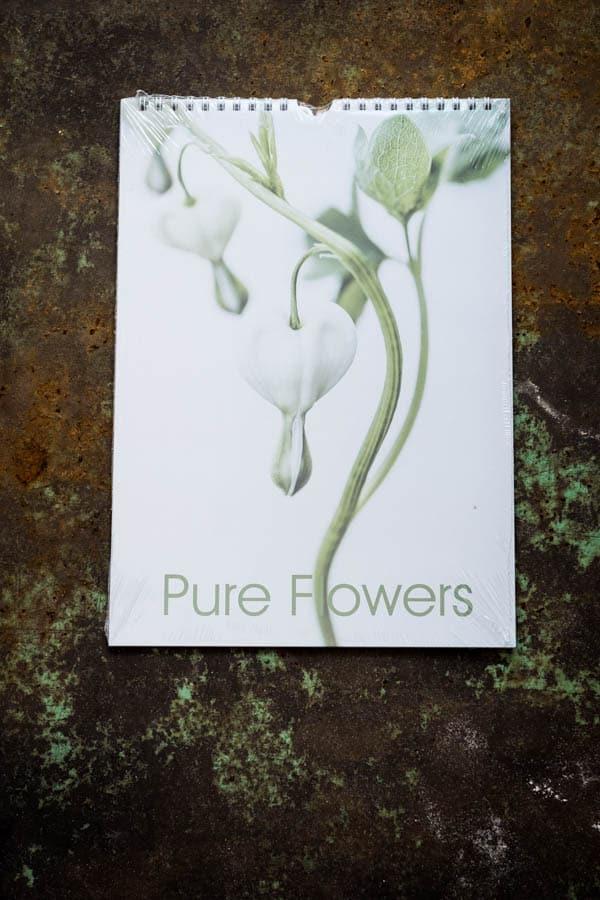 Pure Flowers Blumenkalender