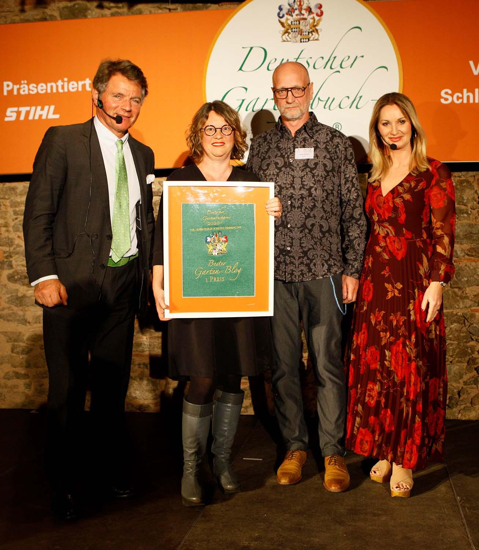Deutscher Gartenbuchpreis Garten-Blog des Jahres 2020